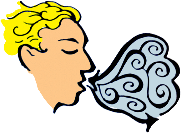 Breathe clipart. Breathing clip art transparent