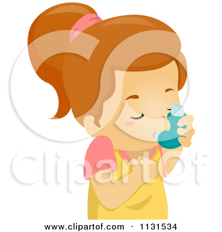 Clip art of person. Breath clipart breathing difficulty
