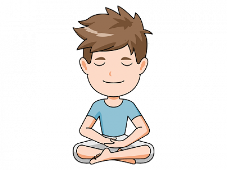 Breathing clipart calming. Calm body images gallery