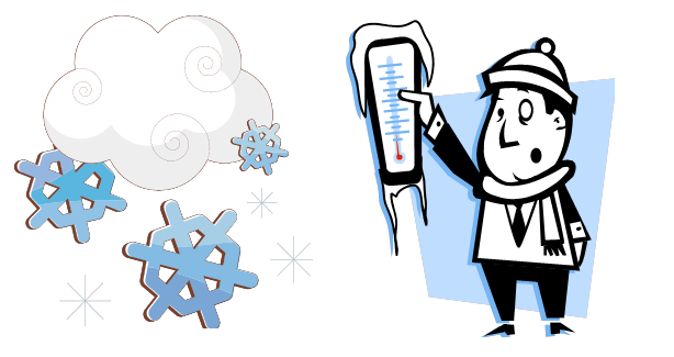 Breathing clipart frosty weather.  collection of cold