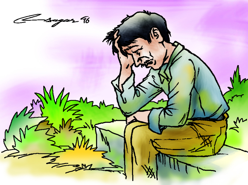 Breathing clipart mental health. Problems on the rise
