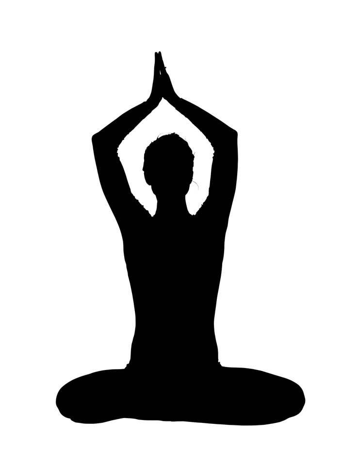 best stencil images. Breathing clipart yoga class