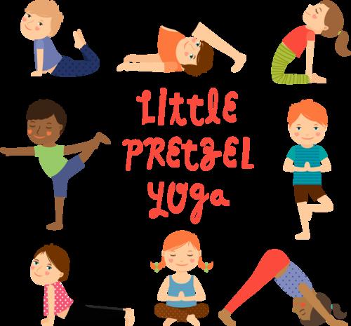 San francisco kids little. Breathing clipart yoga class