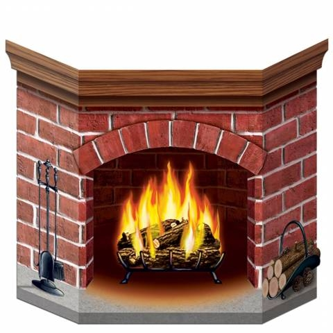 Ideal fireplace for sale. Brick clipart brick chimney