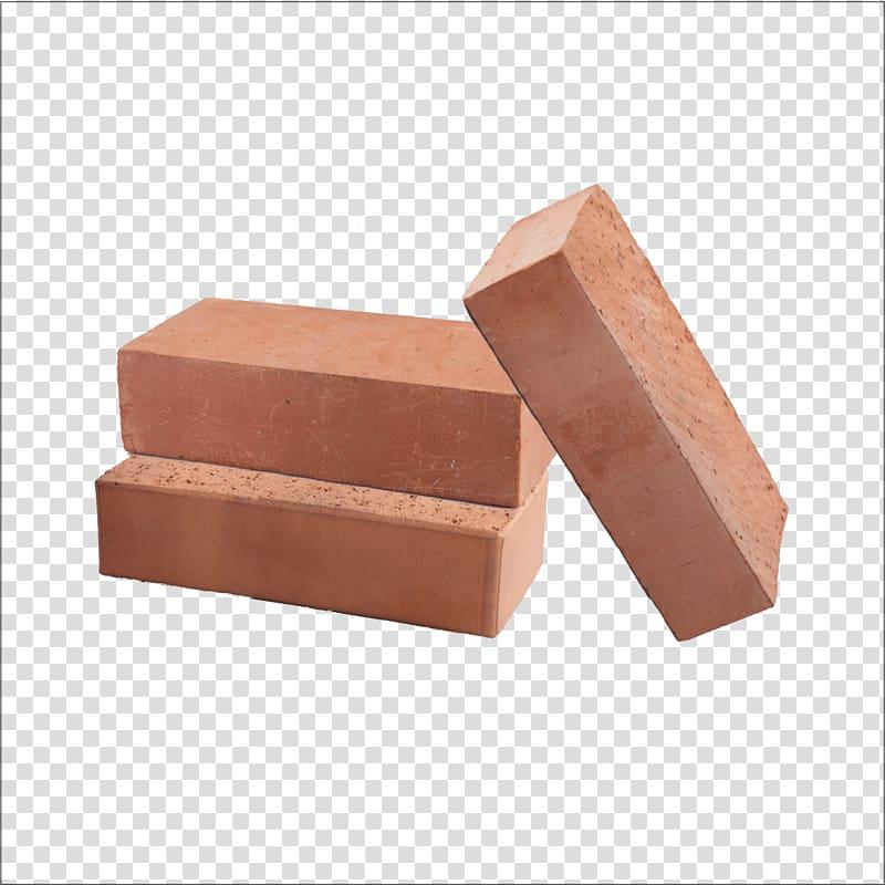 Brick clipart briks. Three brown bricks illustration