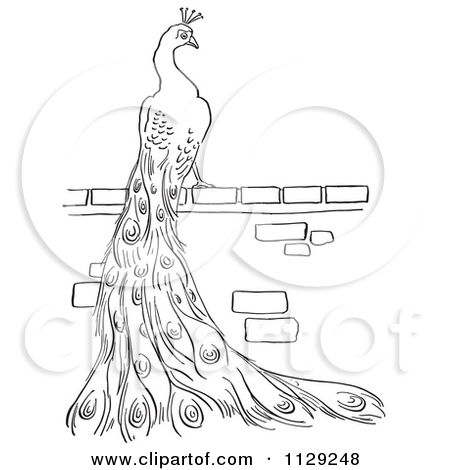 Cartoon of an outlined. Brick clipart coloring