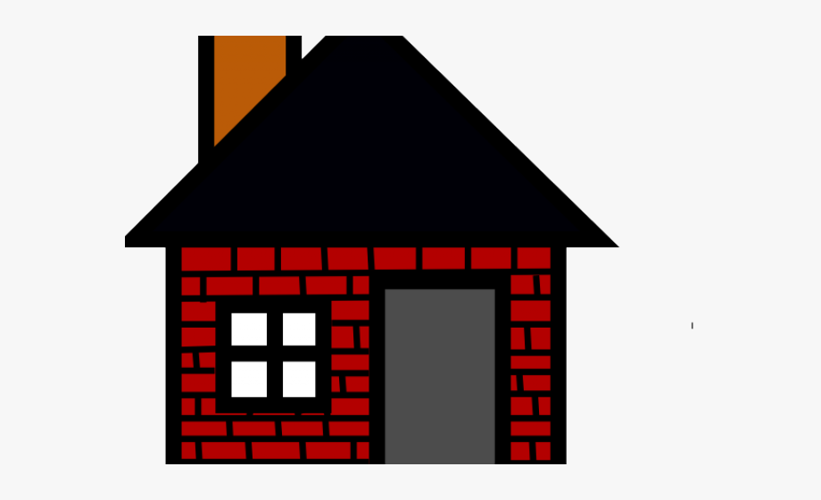 Home clipart brick house. Free cliparts on clipartwiki