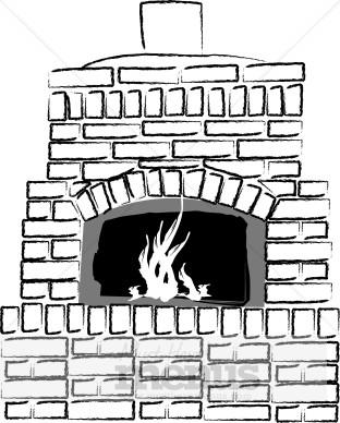 Brick clipart large. Oven clip art pizza