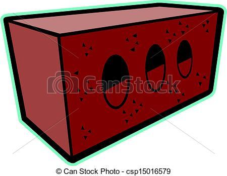 House panda free images. Brick clipart one brick