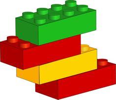 Brick clipart piece lego. Coloring page ba e