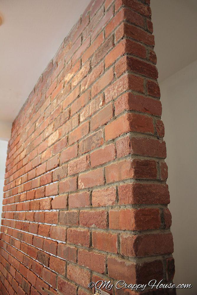 Turn a wall into. Brick clipart plain