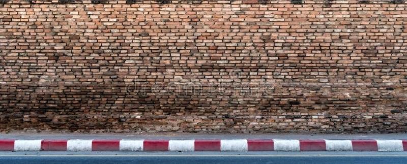 Brik wall clean white. Brick clipart plain