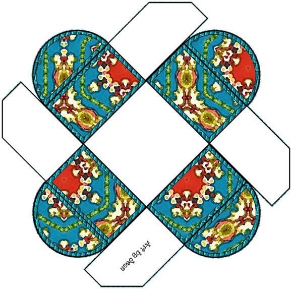 Brick clipart printable. Artbyjean paper crafts gift