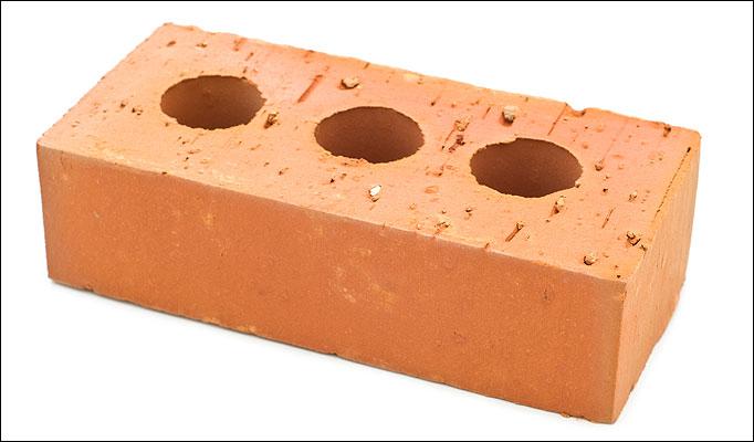 Brick clipart single. Deception creepy gift shop