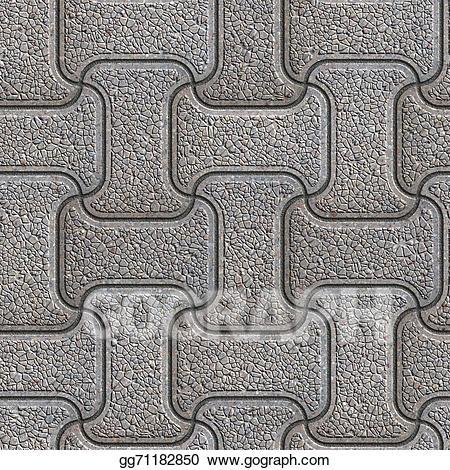 Brick slab