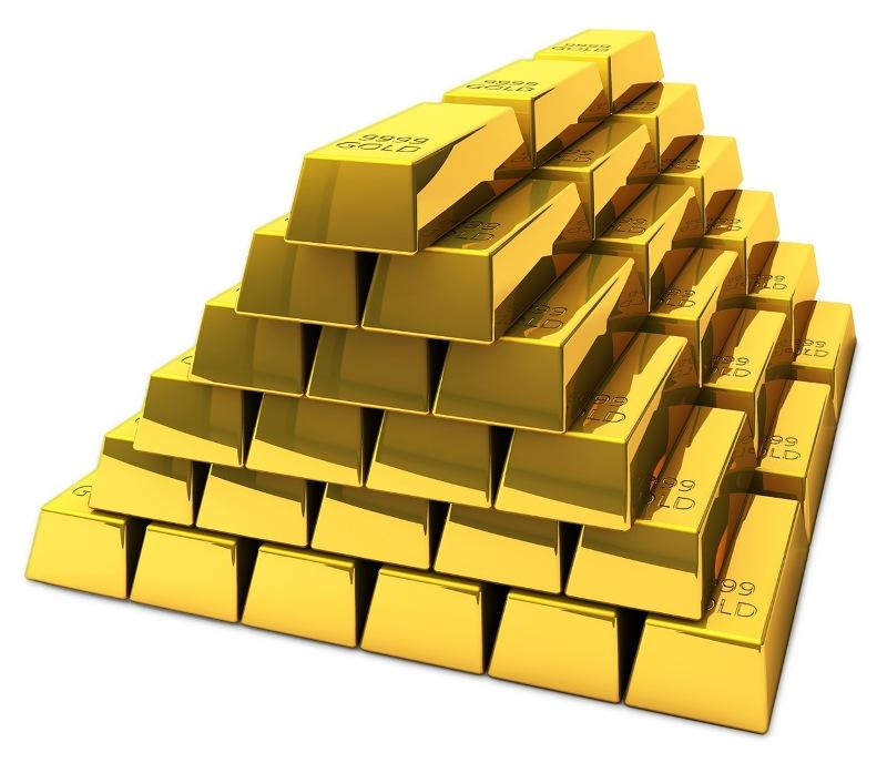 Brick clipart stack brick. Gold bricks stacked money