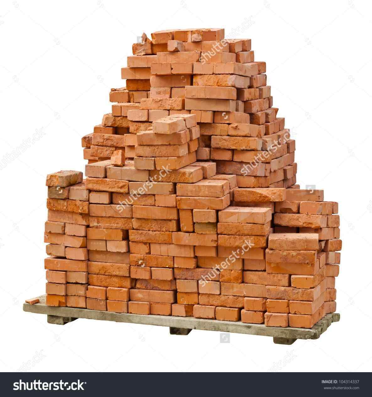 Brick clipart stack brick. More about pile of