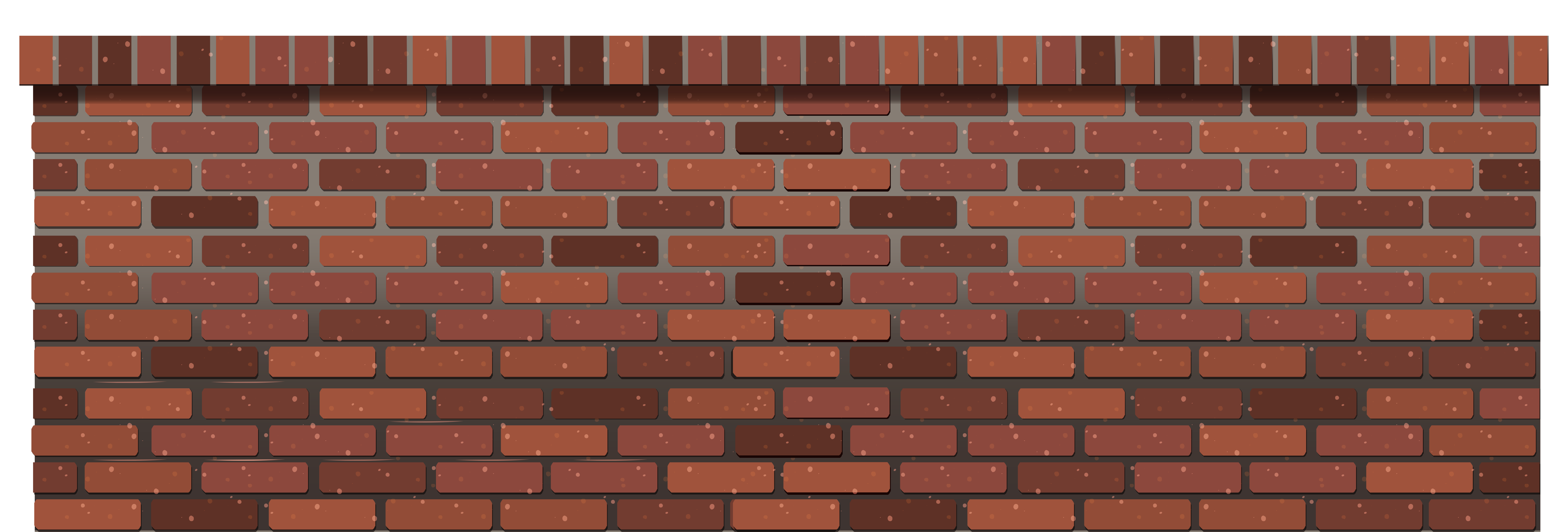 Transparent brick png gallery. Clipart rock fence