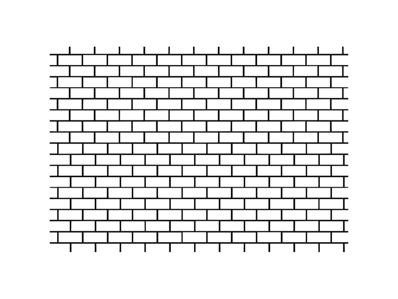 Brick clipart vector. Svg pattern design dxf