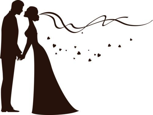 Groom clipart. Bride and free wedding