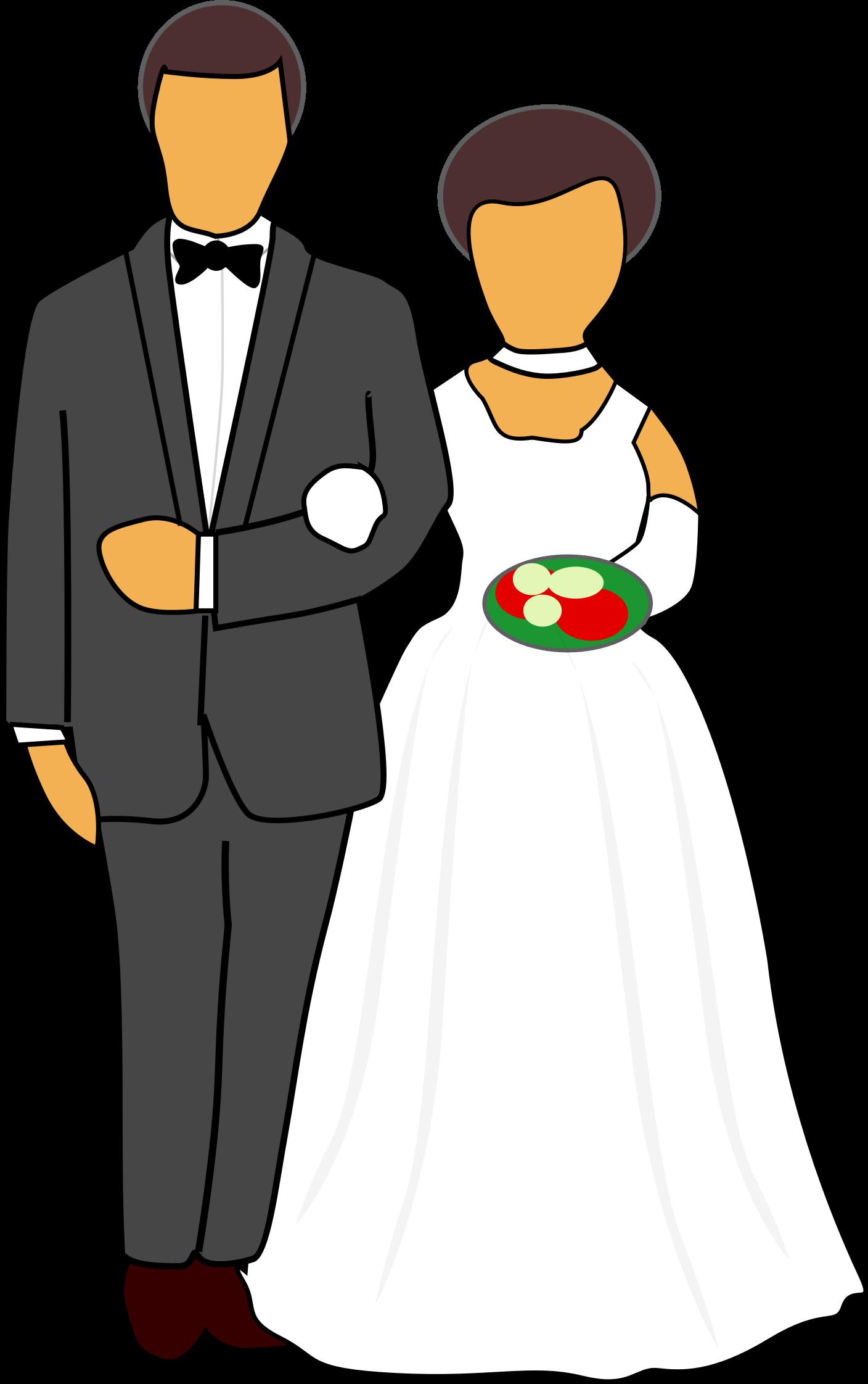 Couple clipart animated. Wedding big image png
