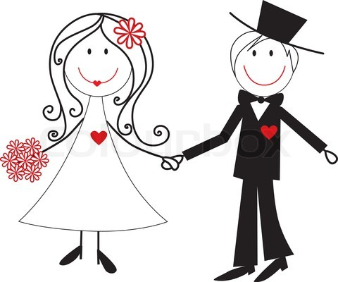 collection of free. Bridal clipart animated