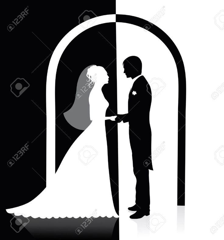 best bride images. Bridal clipart arch