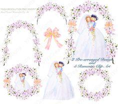 Bridal clipart arch. Wedding clip art bachelorette