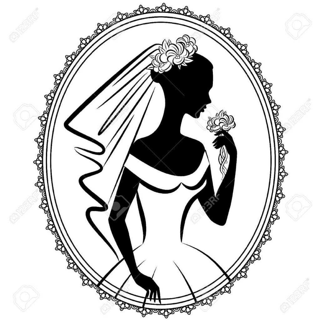 Bridal clipart art. Free shower download best