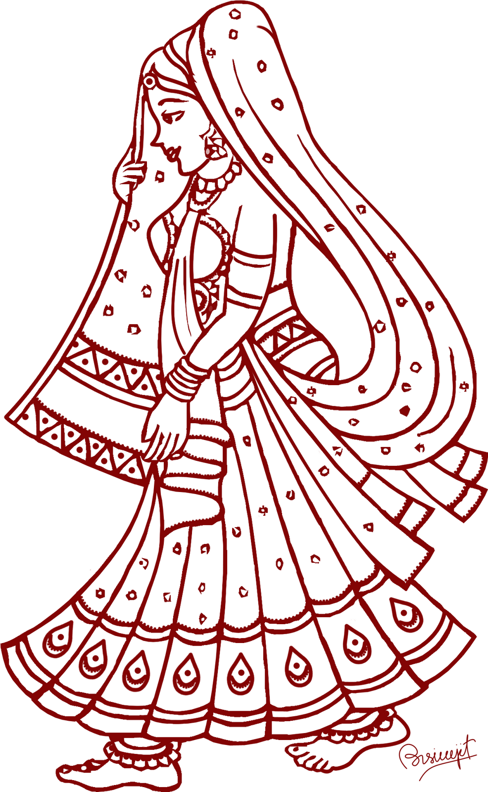 collection of indian. Marriage clipart shadi