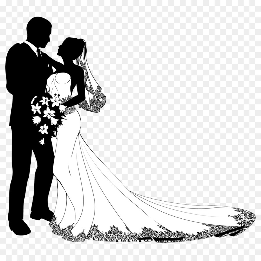 Bridal clipart bride groom. Bridegroom wedding clip art