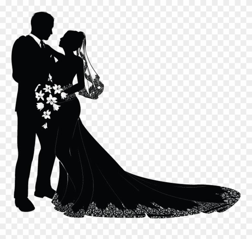 Bridal clipart bride groom. Wedding invitation bridegroom clip