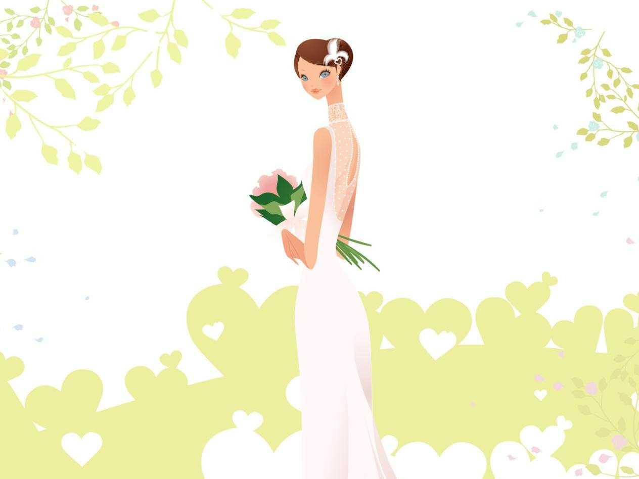 Bridal clipart cartoon. Scene design couple kiss