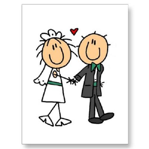 Free wedding pics download. Bridal clipart cartoon