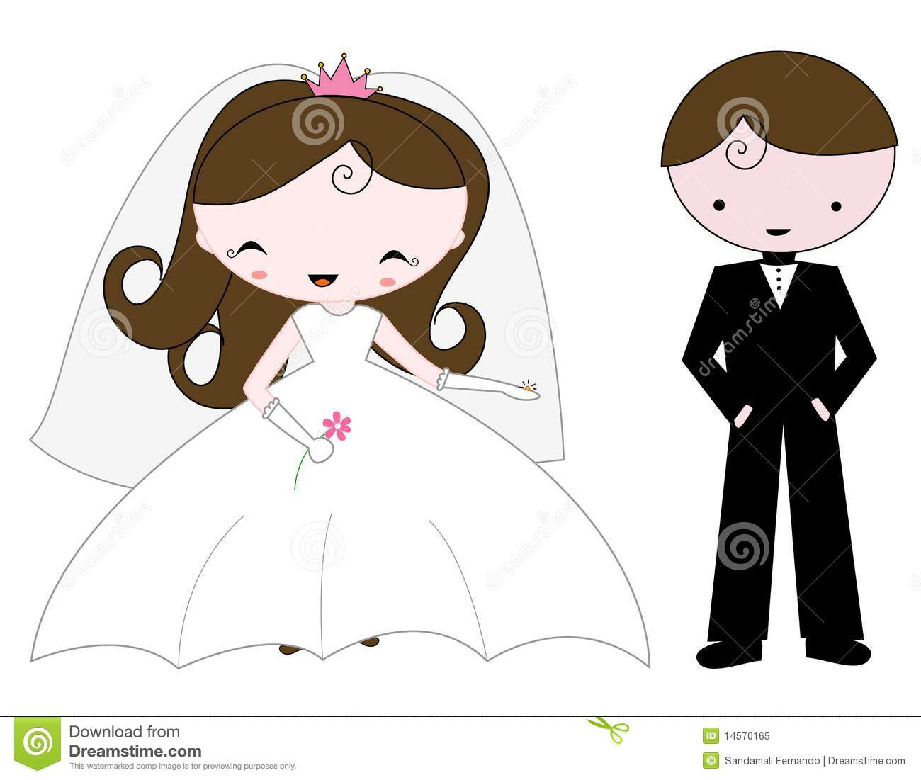 collection of groom. Bridal clipart cute