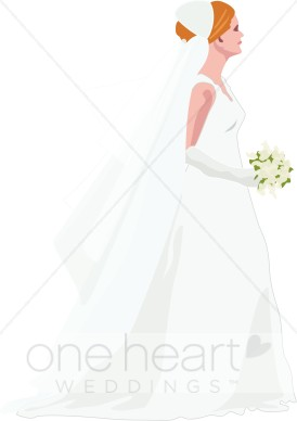 Bride clipart elegant bridal. Wedding dress image