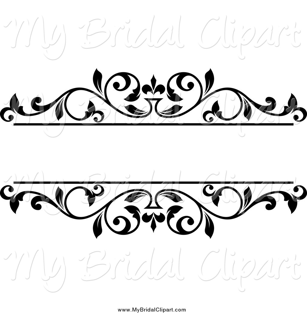 Wedding border designs free. Bridal clipart frame