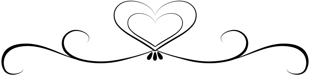 Engagement clipart fancy white heart. Free elegant cliparts download