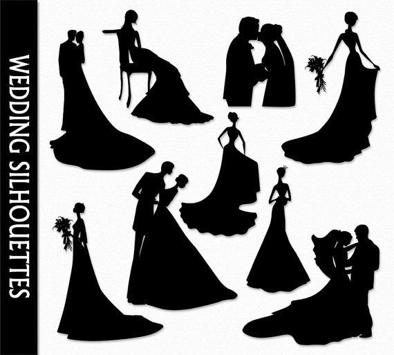 Clip art graphic marriage. Bridal clipart rustic wedding
