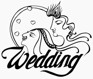 Bridal clipart symbol. Beautiful wedding free download