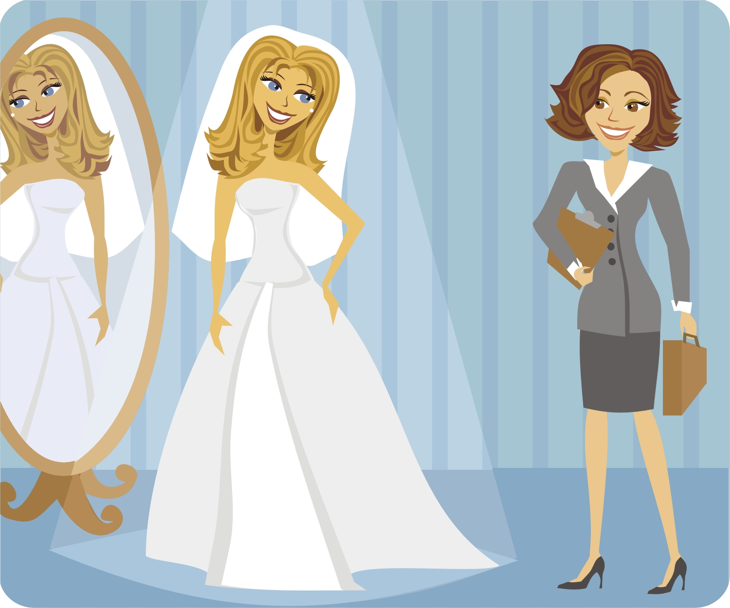 Bridal clipart wedding day. The benefits of hiring