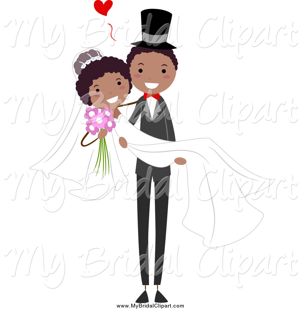Royalty free stock designs. Bridal clipart wedding day