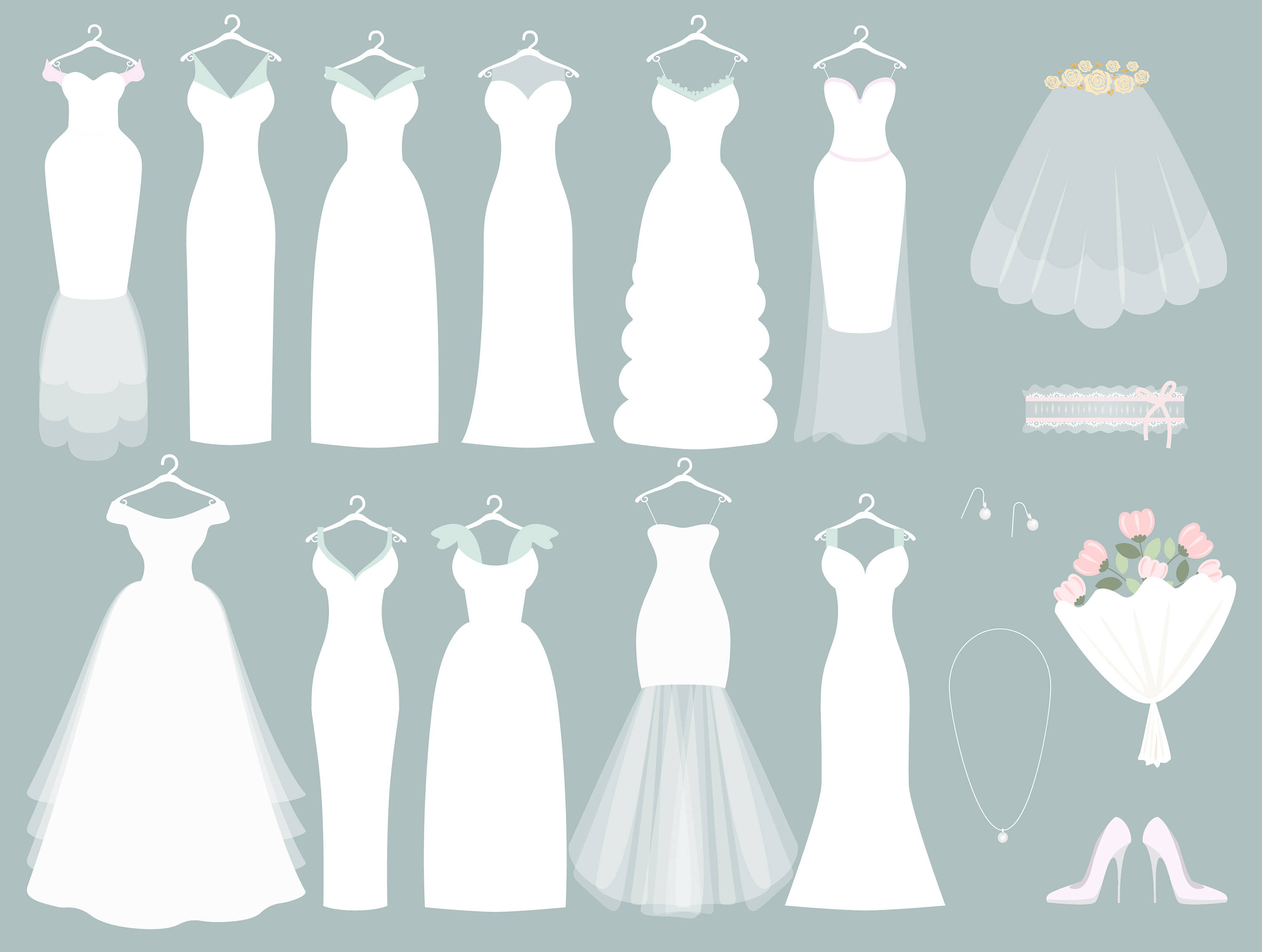 Bride this is a. Bridal clipart wedding dress