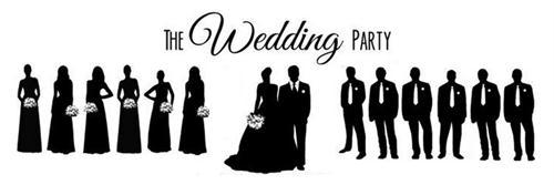 Free download clip art. Bride clipart wedding reception