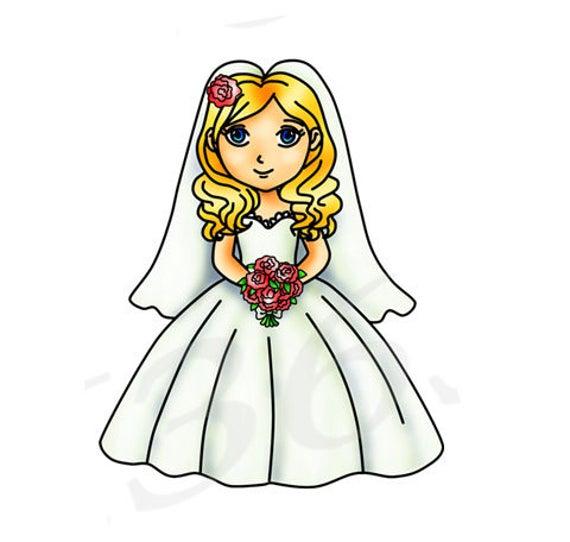 off bride clip. Bridal clipart art