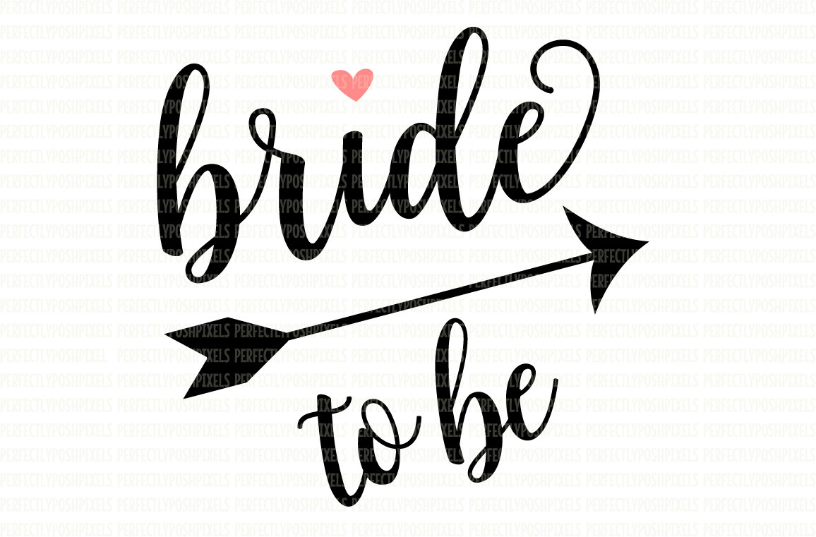 To be svg file. Bride clipart bride word