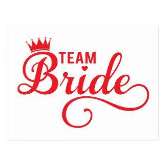 Bride clipart bride word. Team crew wedding postcards