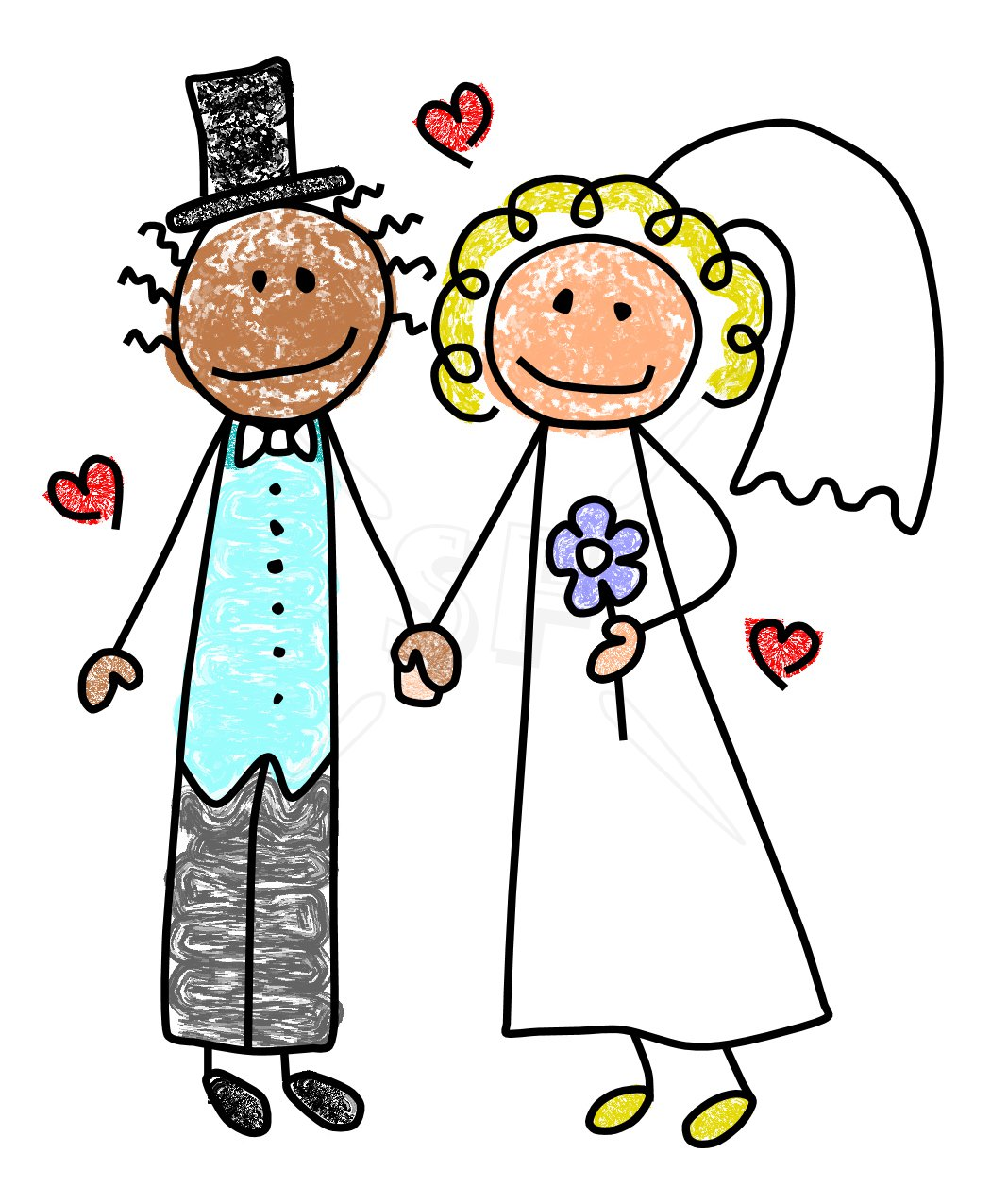And groom silhouette at. Bride clipart bridegroom