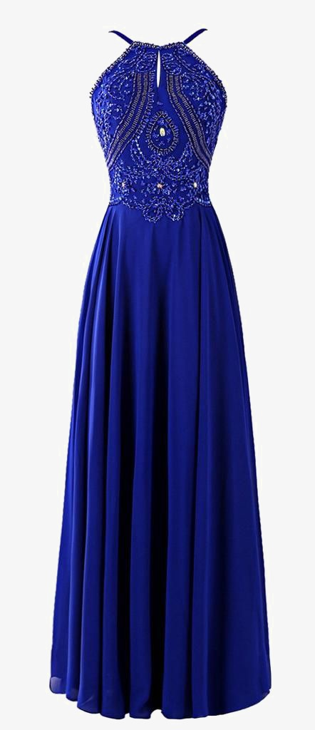 Blue dress creative chinese. Bride clipart evening gown