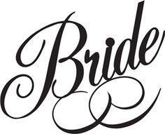 Bride clipart font. Groom google cricut pinterest